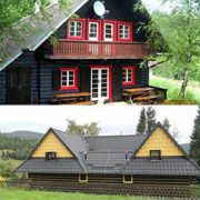 Hütten Bachledka und Marína