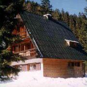 Hütte Repiská