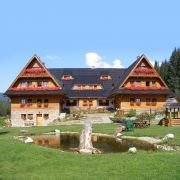 Pension beim Michal unter den Roháče Bergen