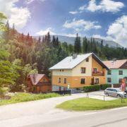 Privat Otília + Hütte Nikola