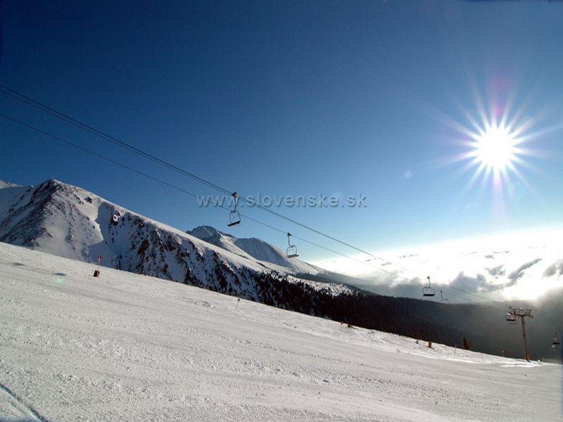 Skizentrum Hrebienok Starý Smokovec