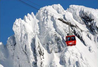 Skizentrum Tatranská Lomnica