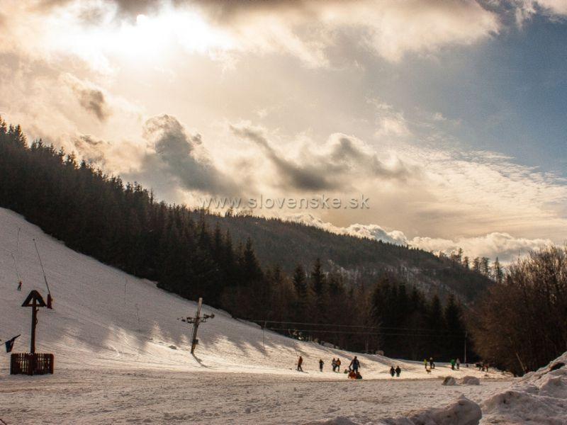 Skizentrum Šachtičky