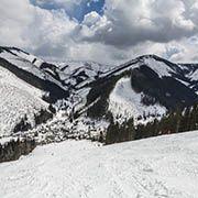 Skizentrum  Bačova roveň