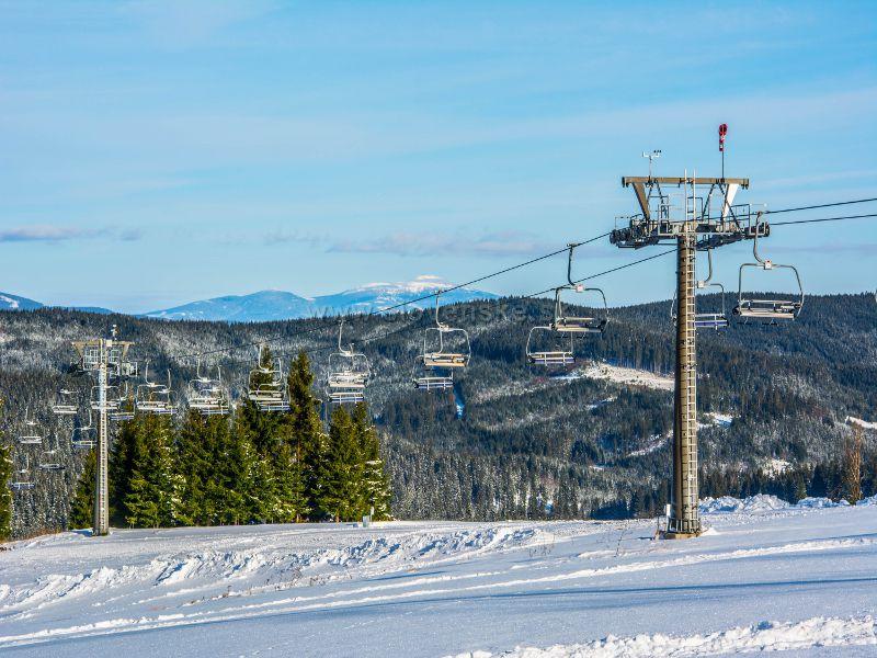 Skiareal Orava Snow