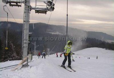 Skizentrum Čachovo - Selce