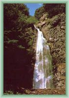 Wasserfall Šútovský vodopád