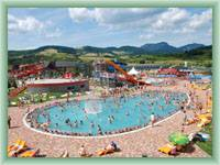 Bešeňová - geothermal pools