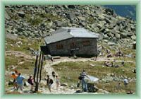 Hütte unter Chopok