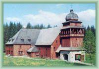 Svätý Kríž - Kirche