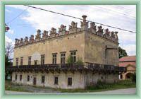 Betlanovce - Schloss