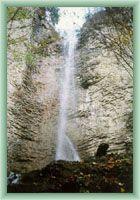 Wasserfall Brankovský vodopád