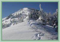 Rakytov - Gipfel