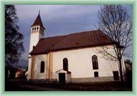 Batizovce - Kirche