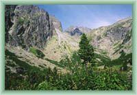 Niederung Malá Studená dolina