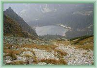 Bergsee Popradské pleso