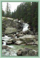 Wasserfälle von Kalter Bach