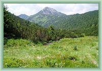 Berg Sivý vrch